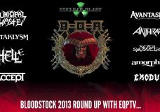 NUCLEAR BLAST & EQPTV at Bloodstock Festival 2013 (OFFICIAL INTERVIEWS)