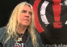 Saxon — Interview at Wacken Open Air 2009 — Part 2