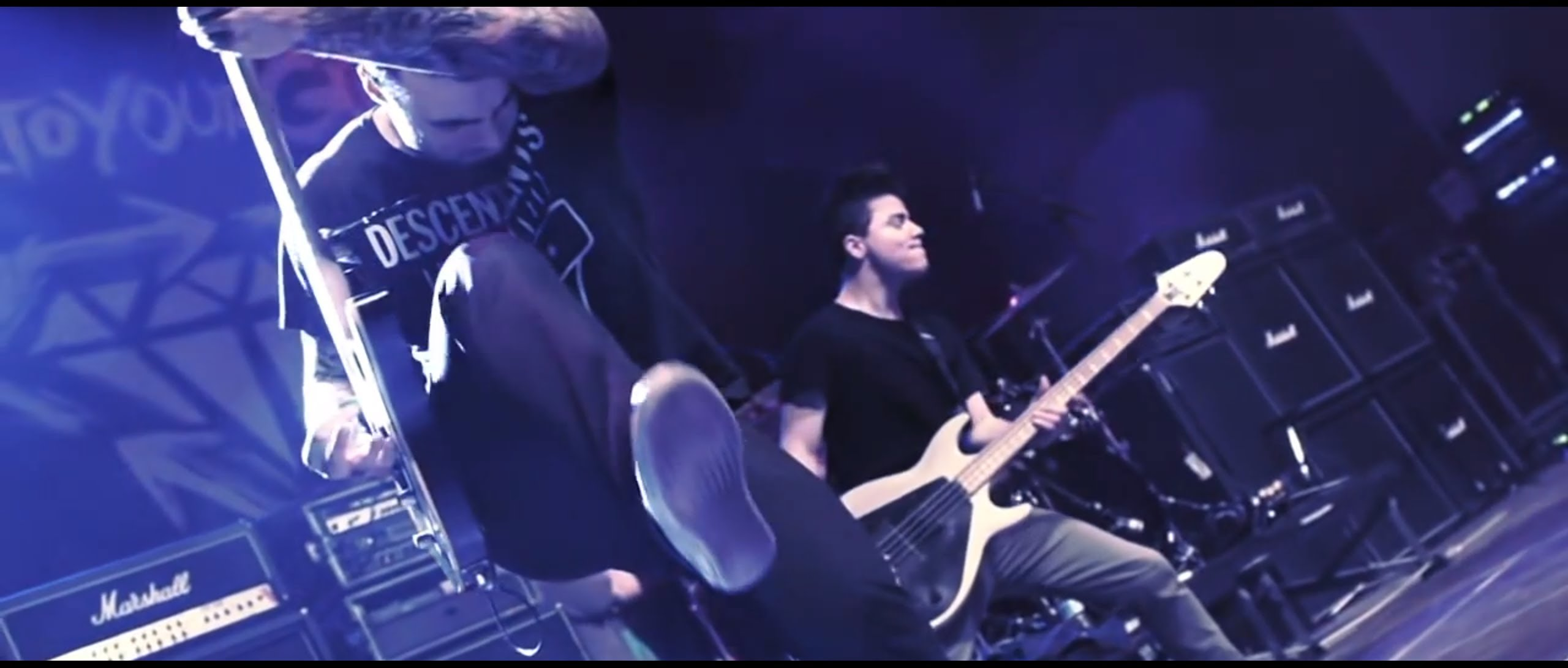 STICK TO YOUR GUNS - The Bond (Official Music Video)