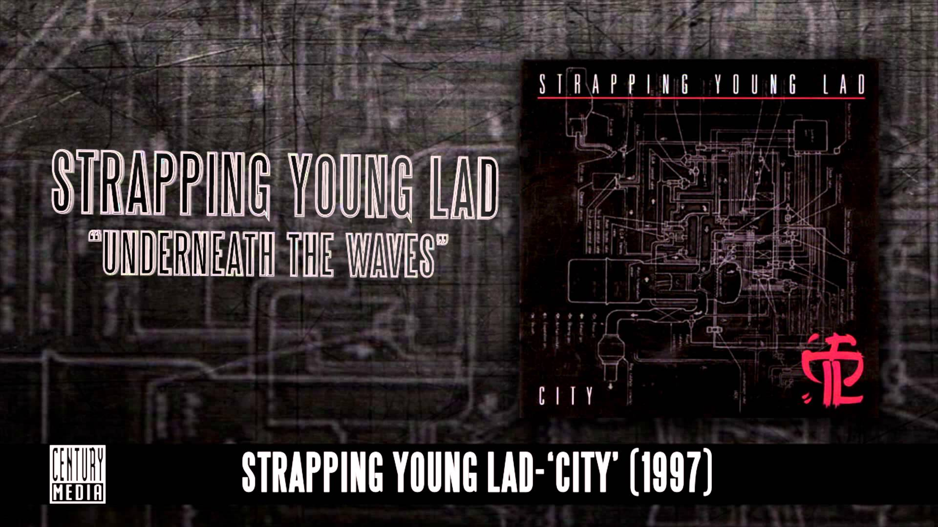STRAPPING YOUNG LAD - Underneath The Waves (Album Track)
