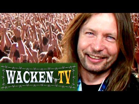 Stratovarius - Interview at Wacken Open Air 2015