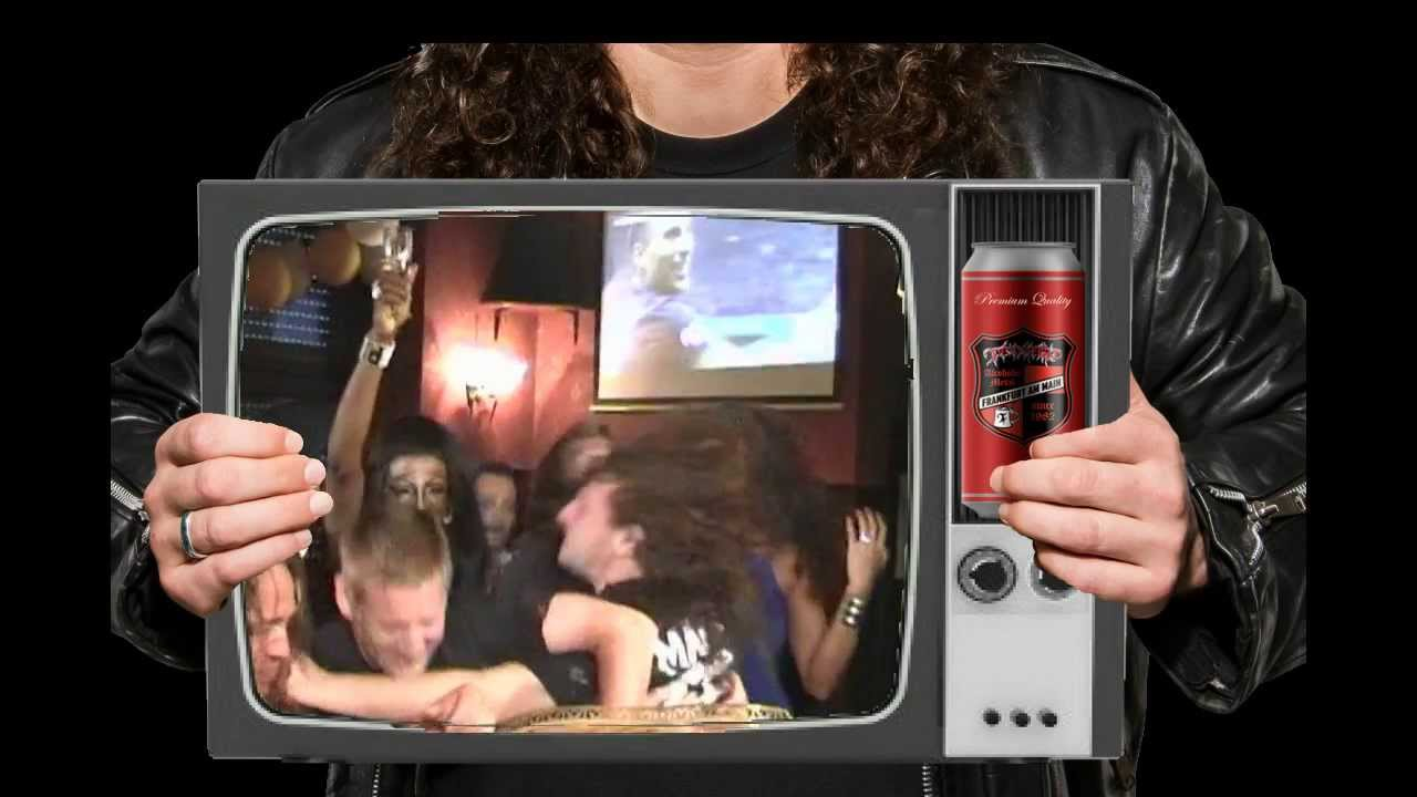 TANKARD - A Girl Called Cerveza (BEHIND THE SCENES)