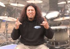 TESTAMENT — Native Blood (OFFICIAL BEHIND THE SCENES PT 1)