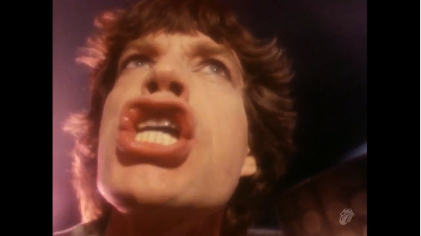 The Rolling Stones- Undercover Of The Night (B Version)