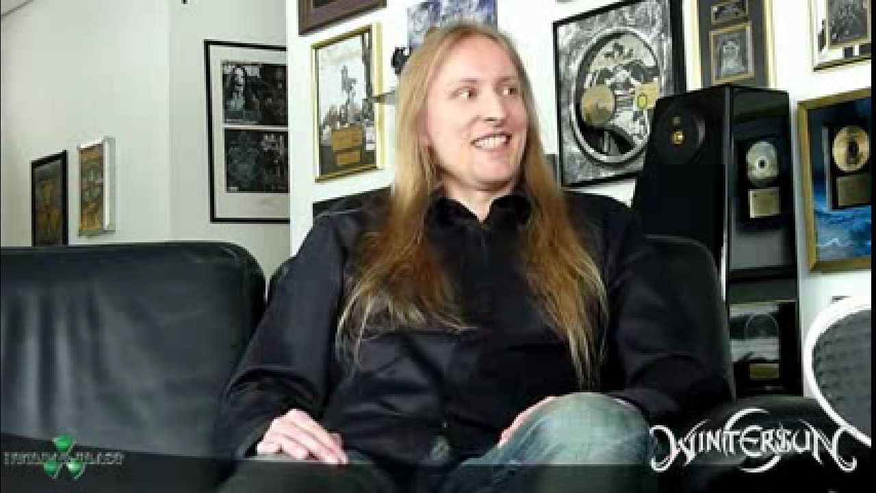 WINTERSUN - TIME I - Fan Interview Part 3 (OFFICIAL INTERVIEW)