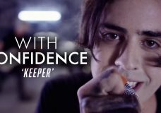 With Confidence — Keeper (Official Music Video)