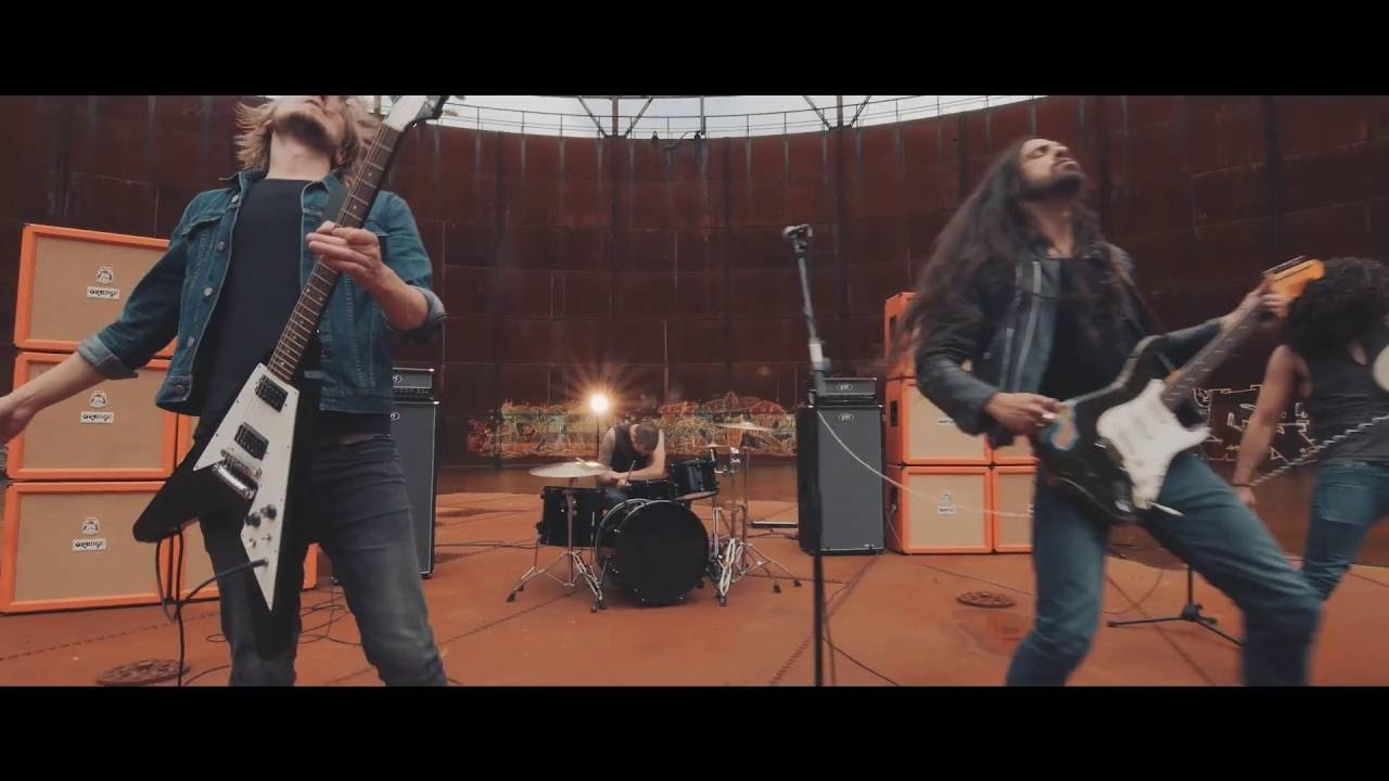 Zodiac - Animal (Official Video) Napalm Records