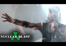 ACCEPT — Fall Of The Empire Official Video for BLIND RAGE 2015 World Tour
