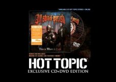 ALL SHALL PERISH — CDDVD at Hot Topic (THIS IS WHERE IT ENDS)