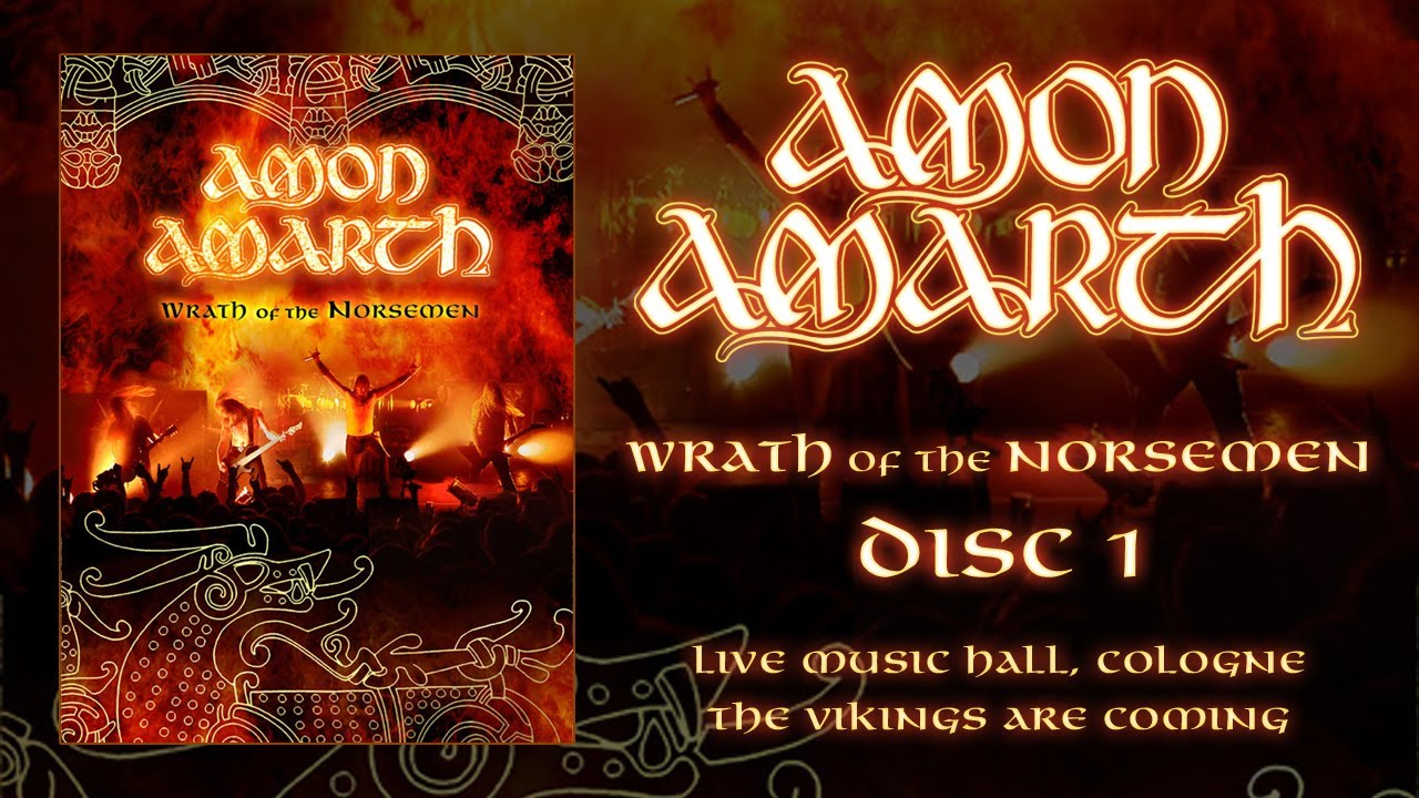 Amon Amarth 'Wrath of the Norsemen' DVD 1 (OFFICIAL)