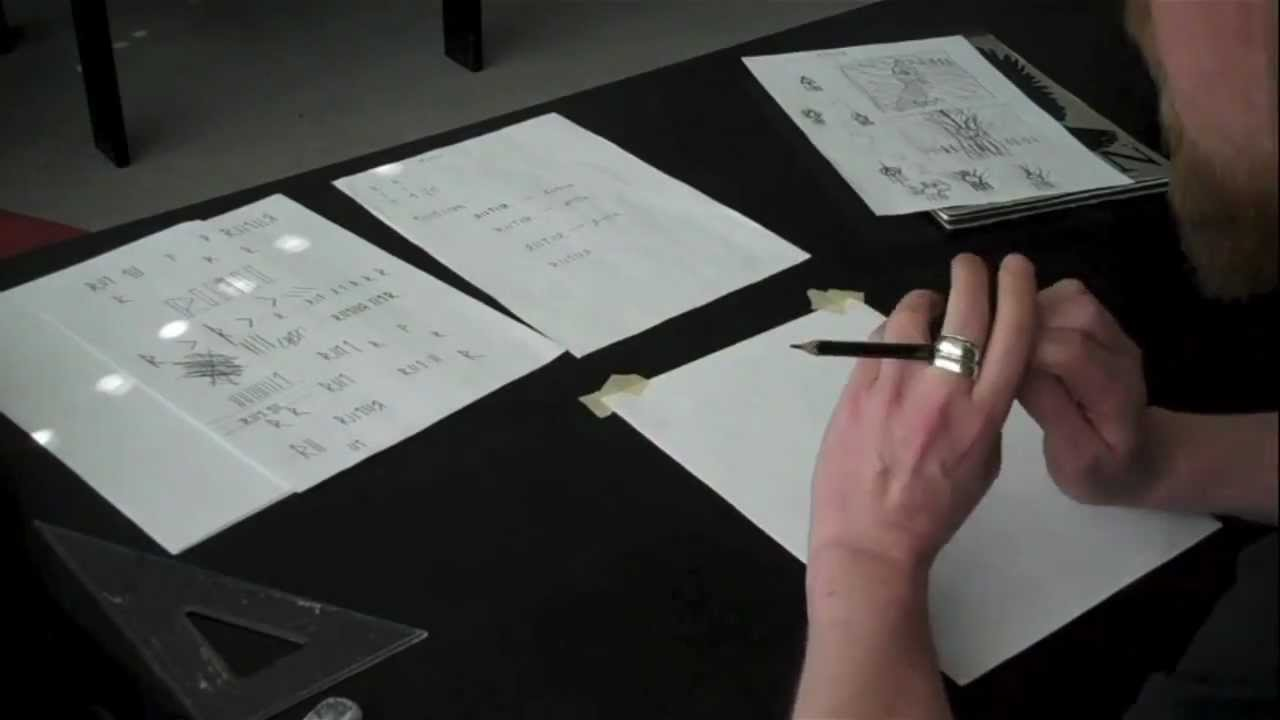 ENSLAVED - RIITIIR making of the ALBUM ART (OFFICIAL BEHIND THE SCENES)