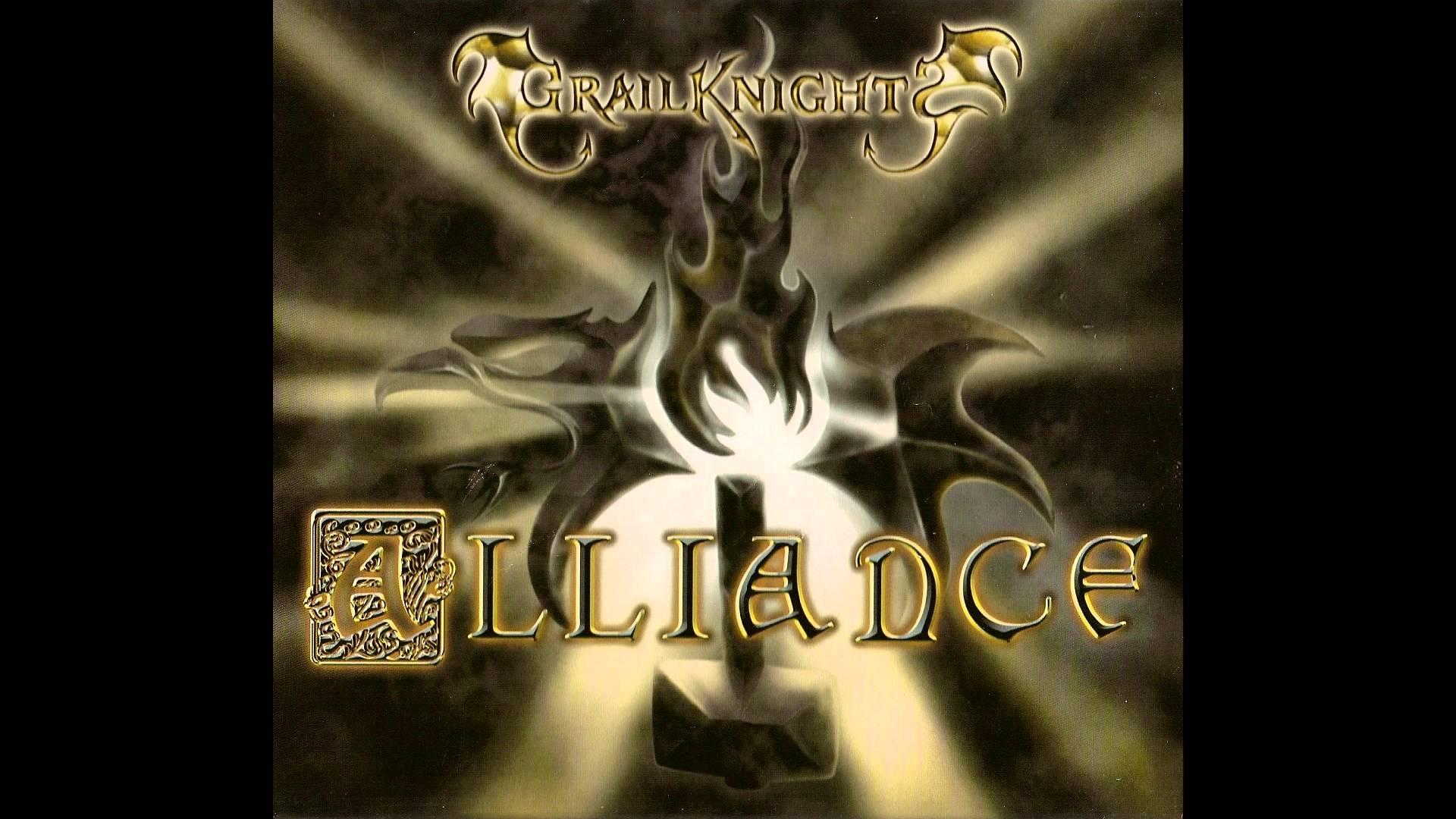 Grailknights - Alliance (Full album HQ)