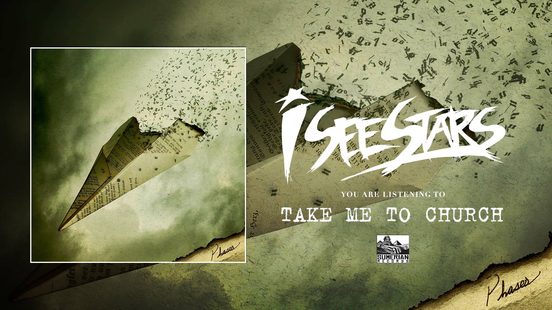I SEE STARS - Take Me To Church (Raw & Unplugged) Phases