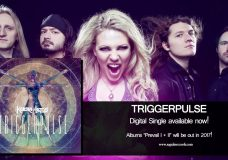 KOBRA AND THE LOTUS — TriggerPulse (Official Audio) Napalm Records