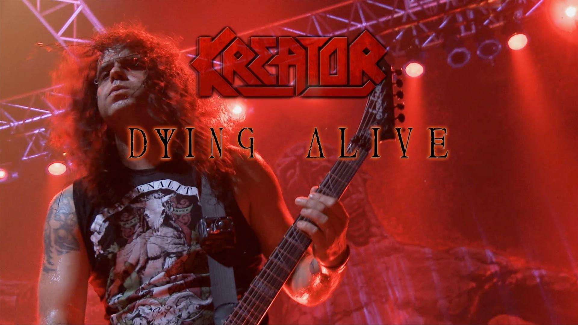 KREATOR - Dying Alive DVD (OFFICIAL TRAILER PT 1)