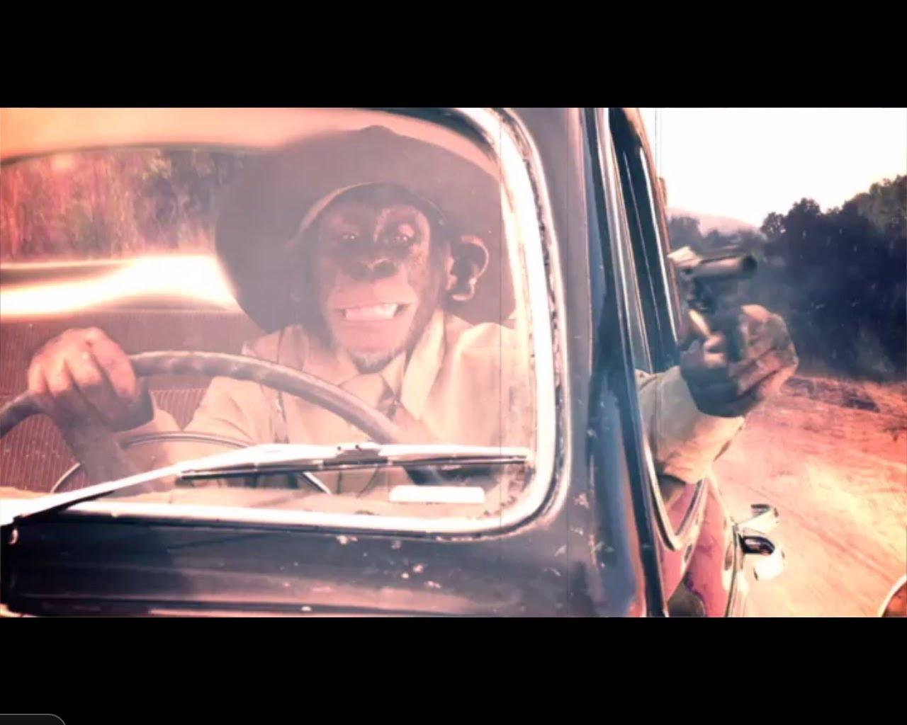 Megadeth - Public Enemy No. 1 OFFICIAL VIDEO