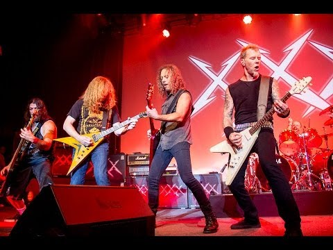 Metallica 30 Years at the Fillmore (MetOnTour - San Francisco, CA - December 10, 2011)