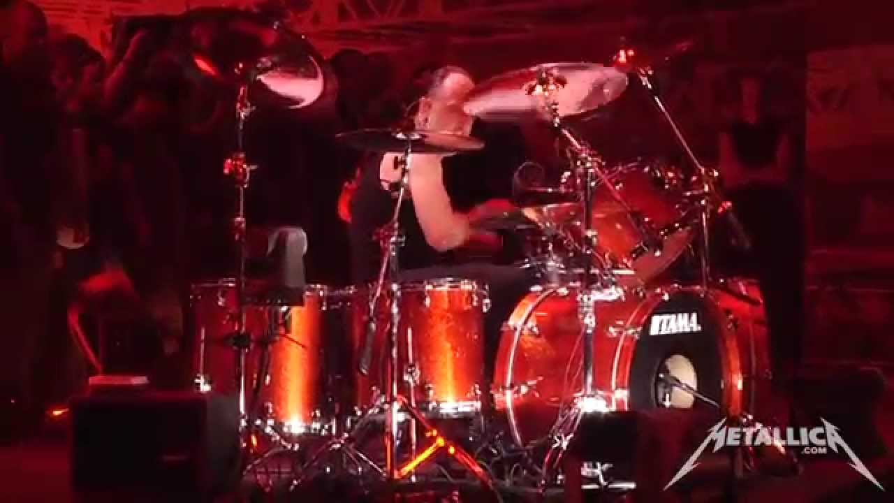 Metallica Fight Fire With Fire (MetOnTour - Munich, Germany - Rockavaria - 2015)
