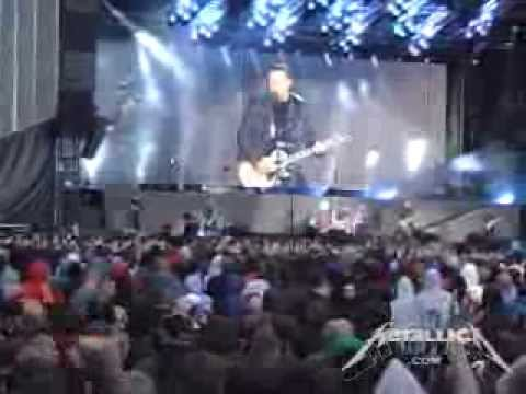 Metallica Leper Messiah (MetOnTour - Bergen, Norway - 2008)