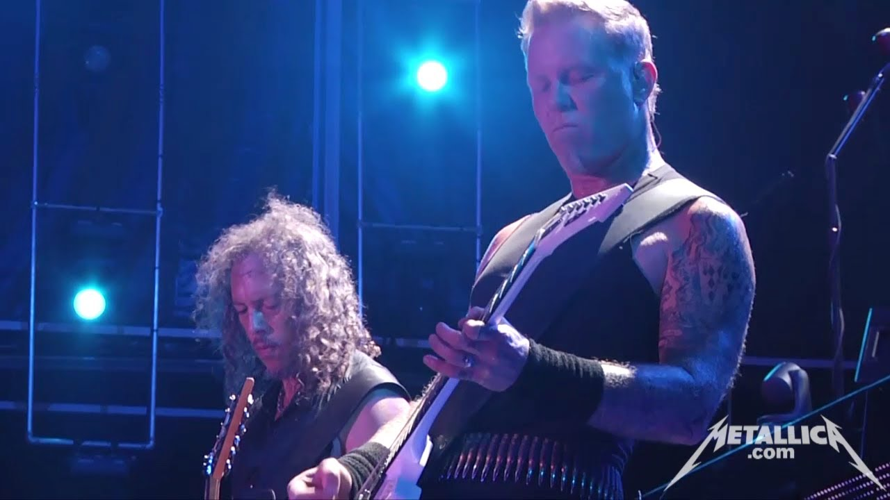 Metallica Orion (MetOnTour - Sydney, Australia - 2013)