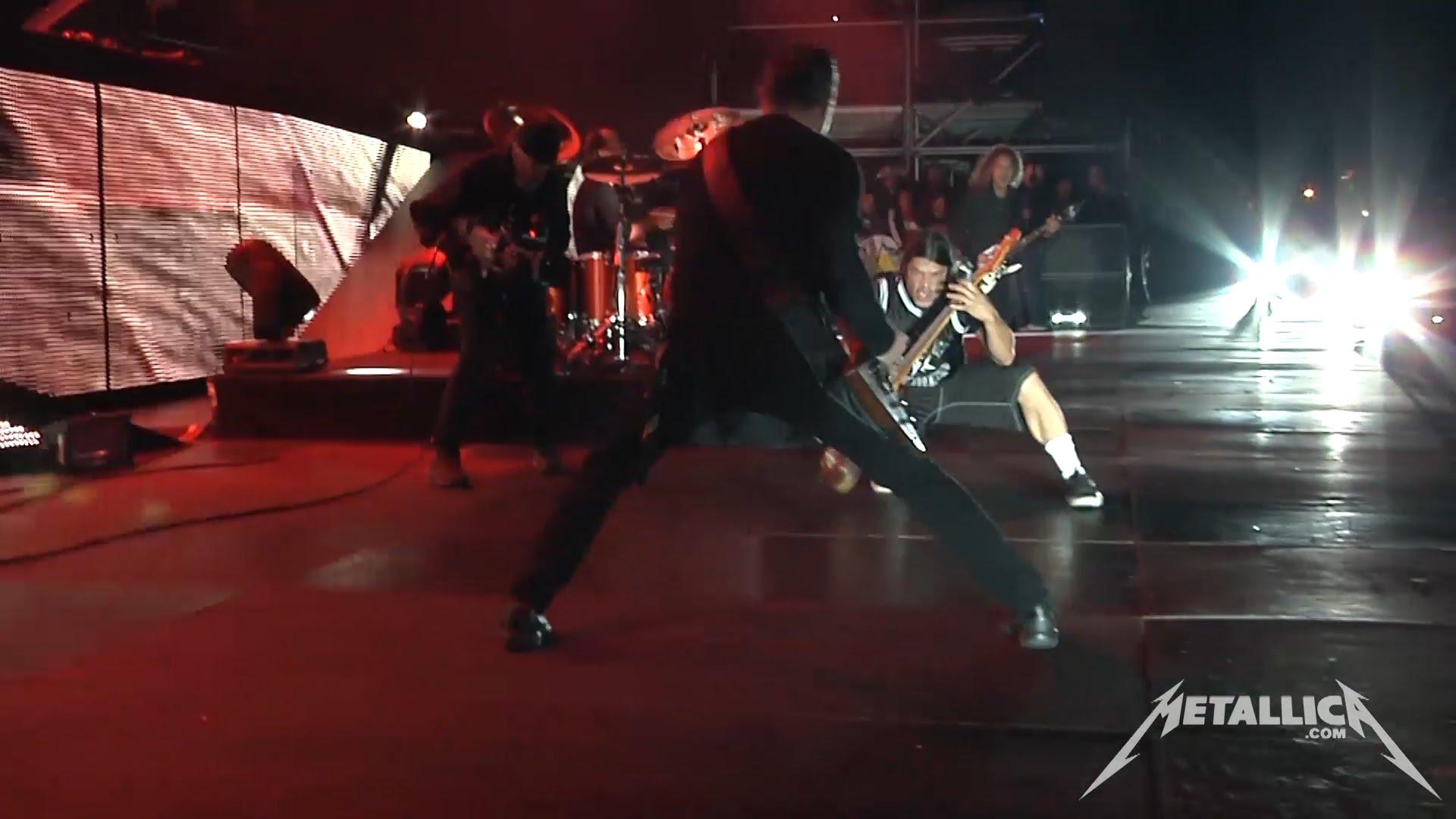 Metallica Ride the Lightning & For Whom the Bell Tolls (MetOnTour - Quito, Ecuador - 2014)
