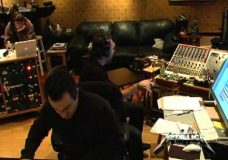 Mission Metallica Fly on the Wall Platinum Clip (August 19, 2008)