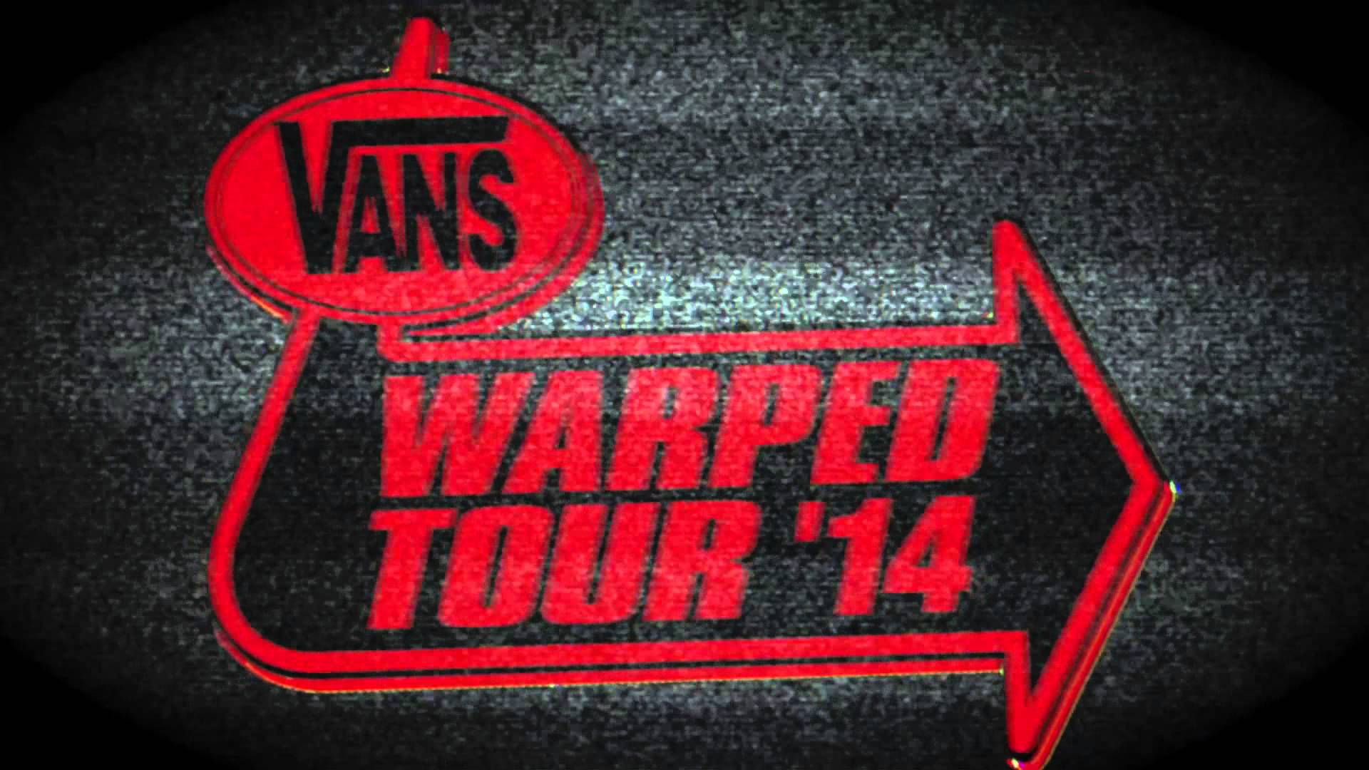 Motionless In White - Vans Warped Tour 2014 Announcement