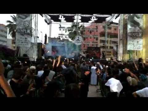 On The Road with Arch Enemy - Morocco
