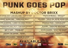 Punk Goes Pop Vol. 6 — Mash Up by Doctor Brixx