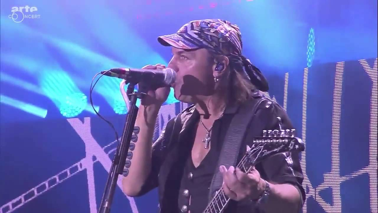 Scorpions hellfest 2015 HD