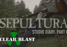 SEPULTURA - Machine Messiah Studio Diary 6 - Guitars (OFFICIAL STUDIO TRAILER)