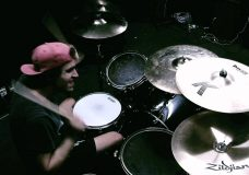 STRUCTURES — 'Hydroplaning' (Drum Play-through)