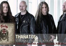 THANATOS — Global Purification (Album Track)