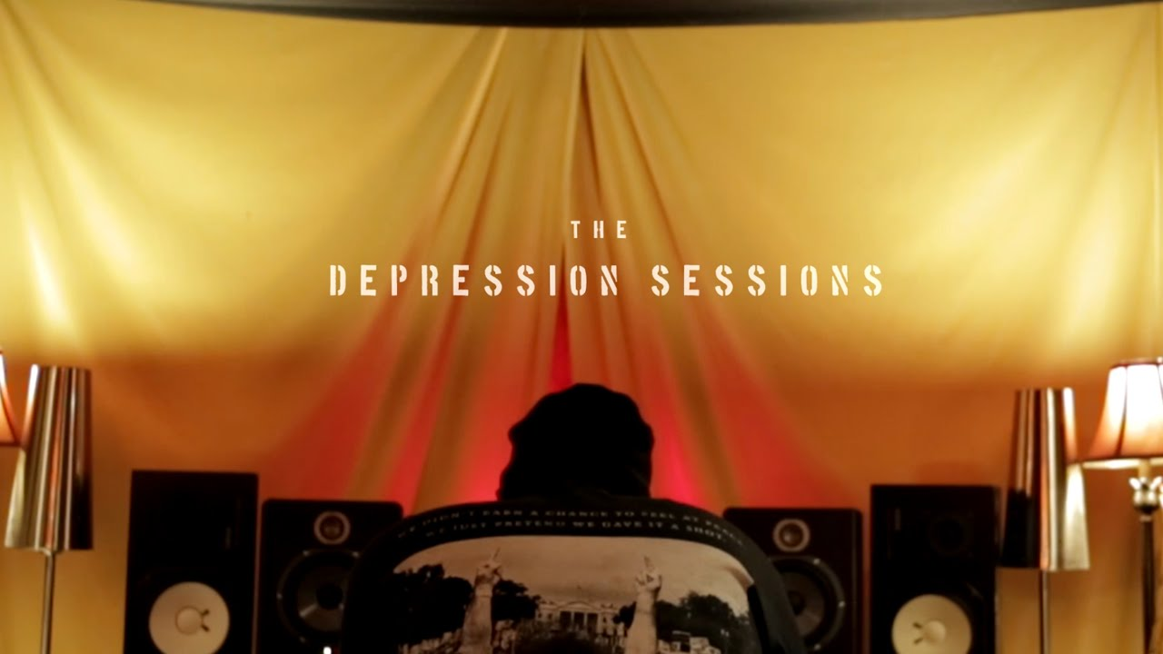 The Depression Sessions (STUDIO VIDEO 1) - THY ART IS MURDER, THE ACACIA STRAIN, FIT FOR AN AUTOPSY