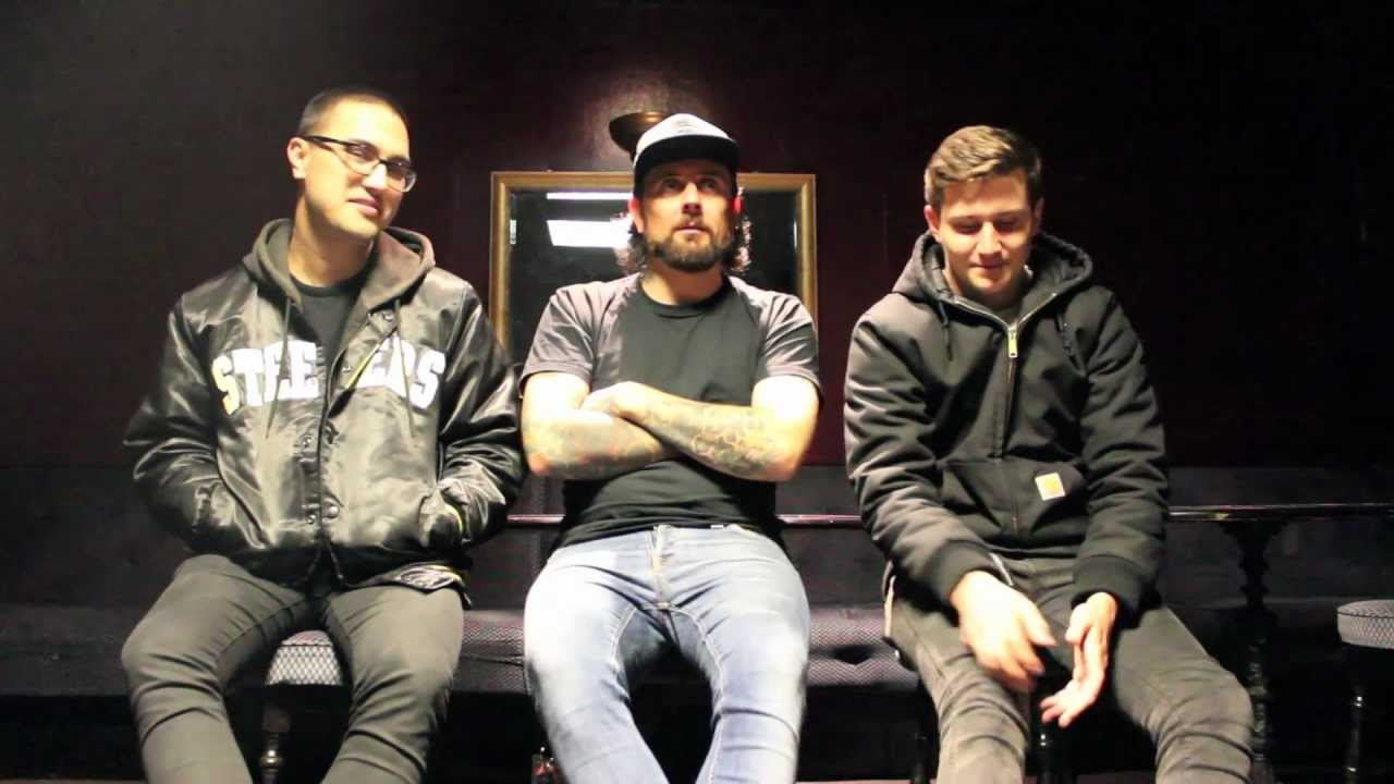 THY ART IS MURDER - On Signing to Nuclear Blast (OFFICIAL INTERVIEW)