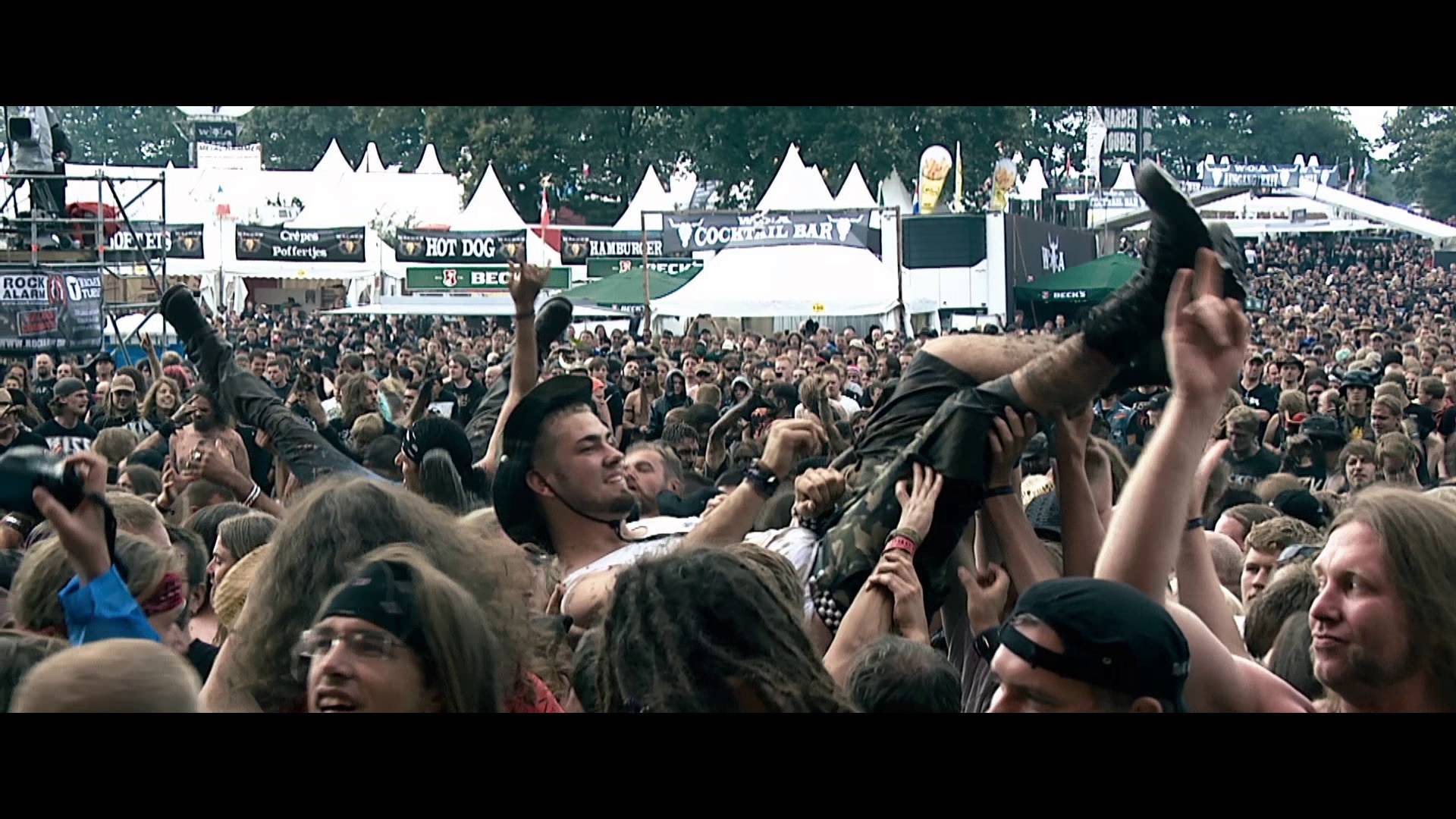 WACKEN 3D - Teaser 4 - CURTAIN