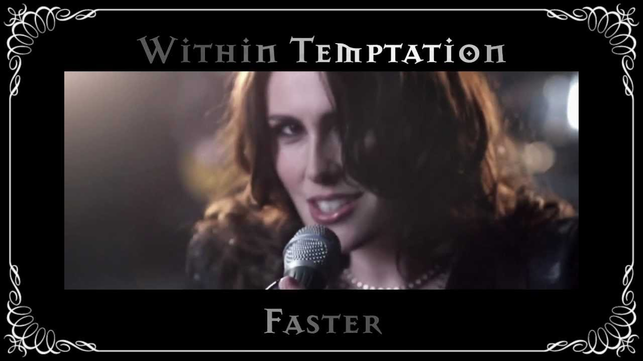 Within Temptation - Faster (Official Music Video)