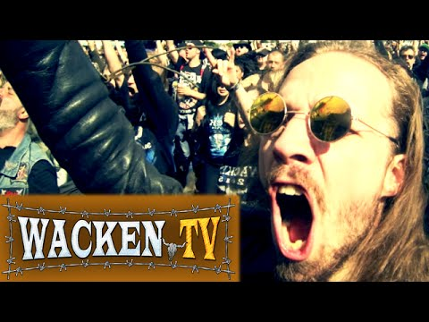 A Day at Wacken - WOA 2016 Warm-Up Teaser