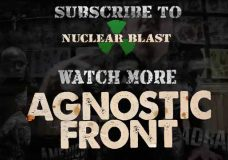 Agnostic Front — The American Dream Died' Trailer 6 (OFFICIAL TRAILER)