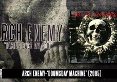 ARCH ENEMY — Taking Back My Soul (Album Track)