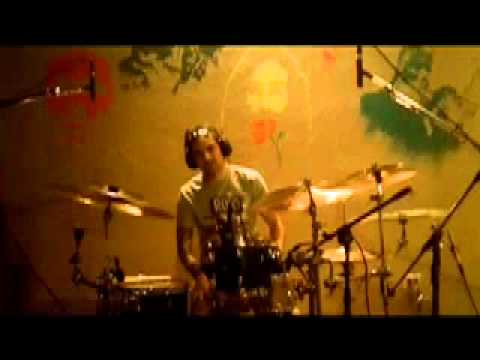 ARSONISTS GET ALL THE GIRLS - Studio Update 1 Drums