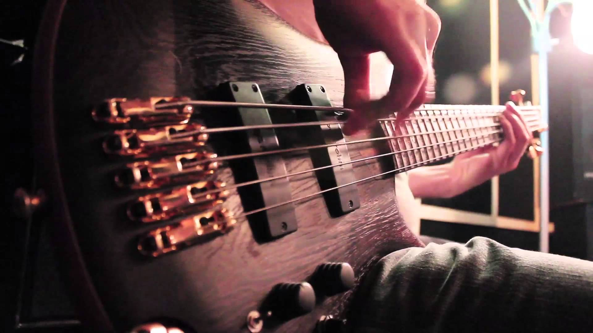 Battlecross 'Rise to Power' behind the scenes 7 - Bass Part 1