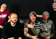Blessthefall — Vans Warped Tour 2015 Announcement