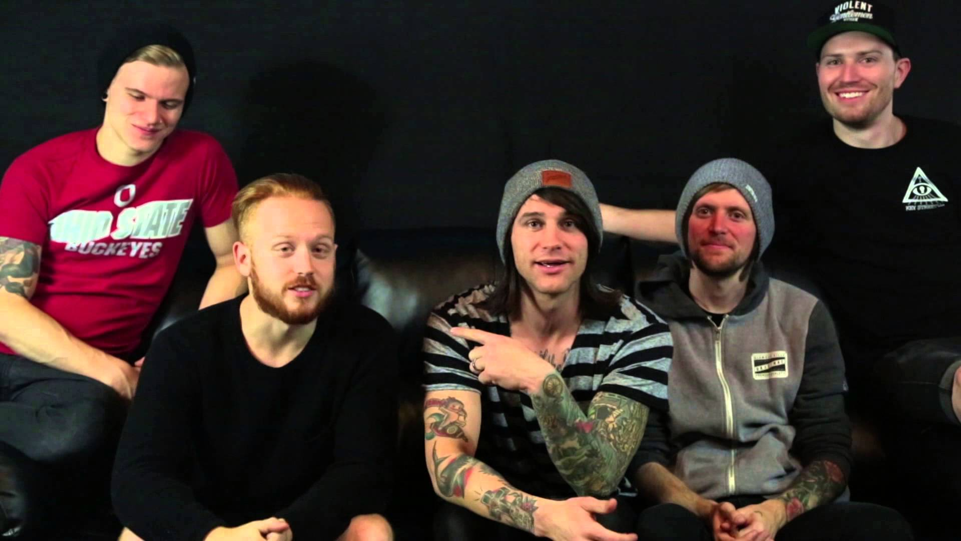 Blessthefall - Vans Warped Tour 2015 Announcement