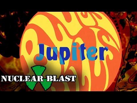 BLUES PILLS - Jupiter (OFFICIAL LYRIC VIDEO)