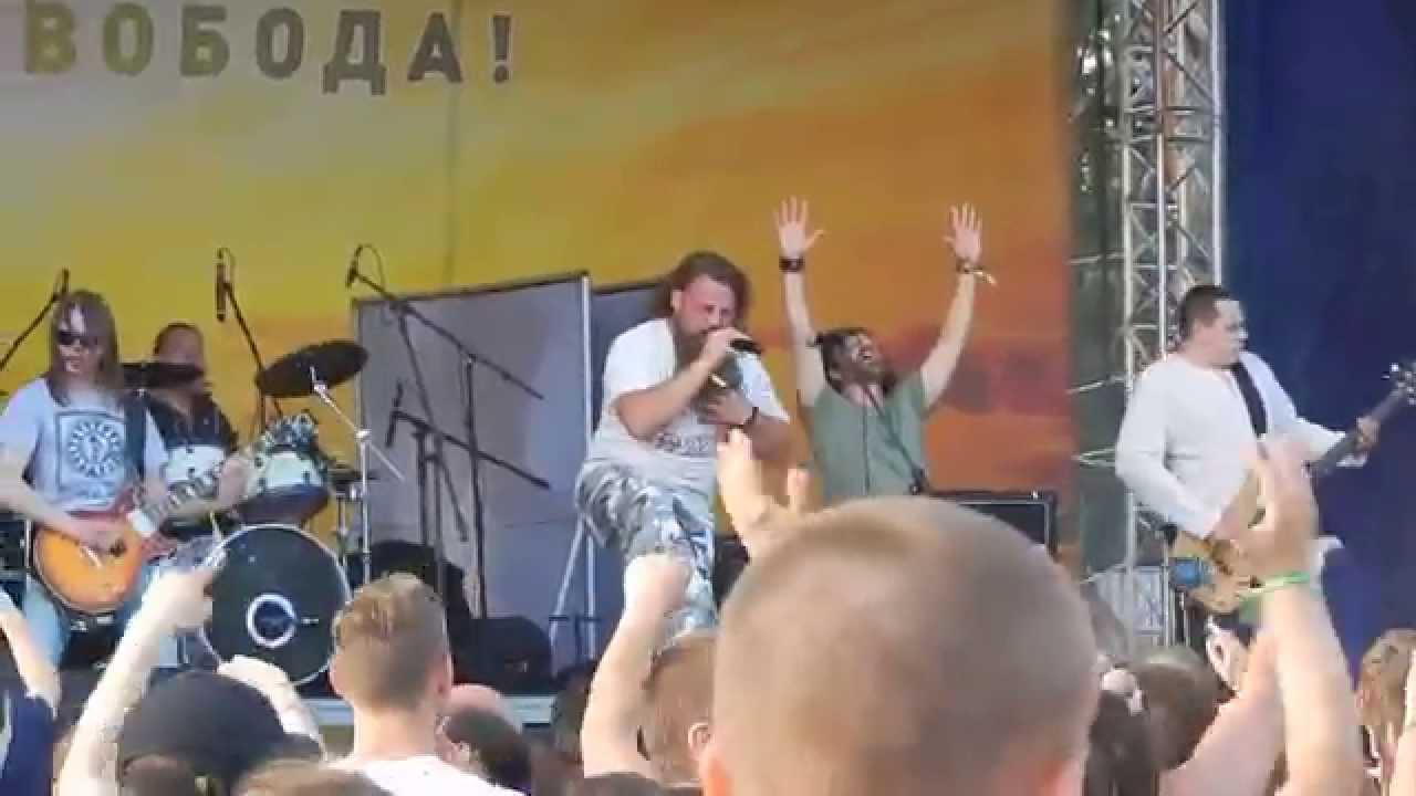Butterfly Temple 'Время Мары', live at FSF 2015 (Гусь-Хрустальный, Russia), 19-Jul-2015