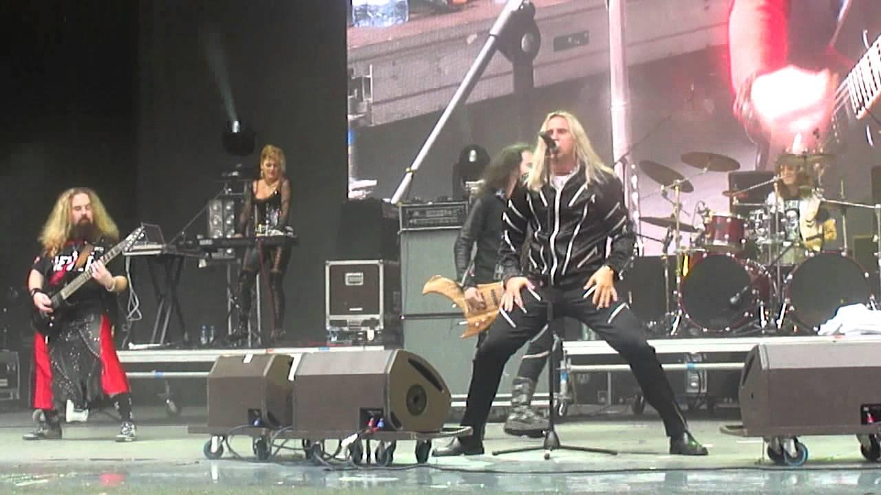 Catharsis - Оставь наше небо. Moscow metal meeting 2014