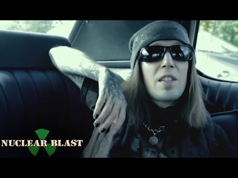 CHILDREN OF BODOM - I Worship Chaos - Recording Gear (OFFICIAL TRAILER 3)