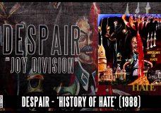 DESPAIR — Joy Division (Album Track)