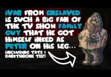 ENSLAVED — Ivar vs Family Guy (OFFICIAL QUIZ)